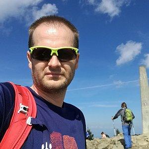 ZetBé na vrcholu Lysá hora (19.5.2019 9:44)