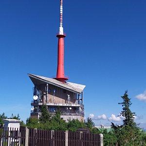 ŠenovKK na vrcholu Lysá hora (6.9.2021 13:29)