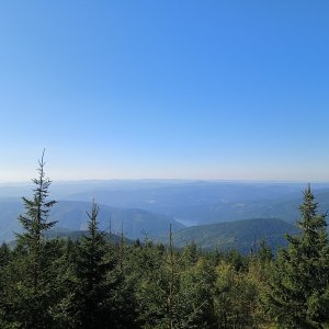 Milan Meravy na vrcholu Lysá hora (9.9.2021 9:53)