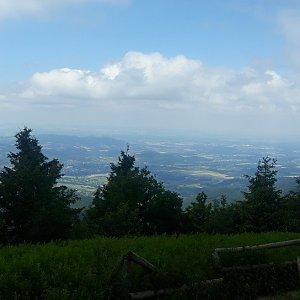 Hanka Ličková na vrcholu Lysá hora (28.6.2019 12:33)