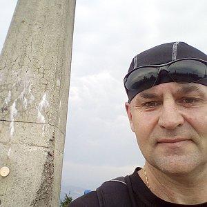 Li Be na vrcholu Lysá hora (1.7.2019 15:32)