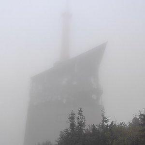 Miros na vrcholu Lysá hora (17.9.2021 18:50)
