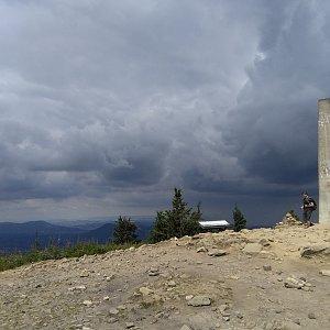 pa3k.soyka na vrcholu Lysá hora (9.7.2019 10:28)