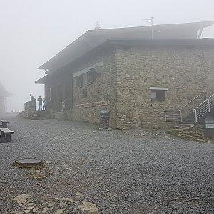 Michal na vrcholu Lysá hora (23.9.2021 11:34)