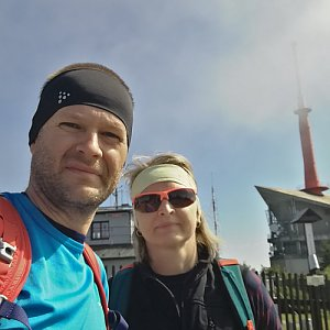 ZetBé na vrcholu Lysá hora (15.7.2019 9:57)