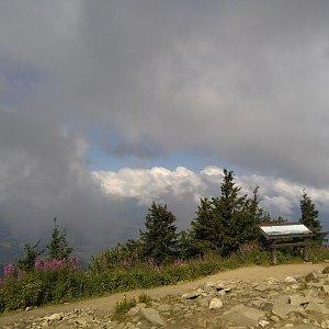 pa3k.soyka na vrcholu Lysá hora (24.7.2019 9:25)