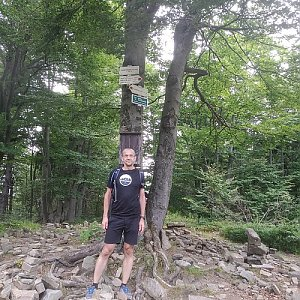 JetBlack na vrcholu Tanečnice (24.7.2019 10:13)