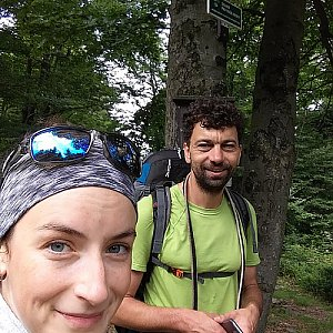 Babunka159 na vrcholu Tanečnice (18.6.2018 15:15)
