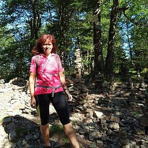 Priserka-xxl na vrcholu Tanečnice (28.8.2020 10:30)