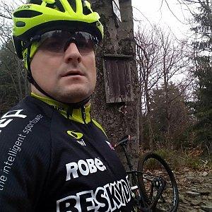 Vítězslav Vrána na vrcholu Tanečnice (27.4.2019 17:29)