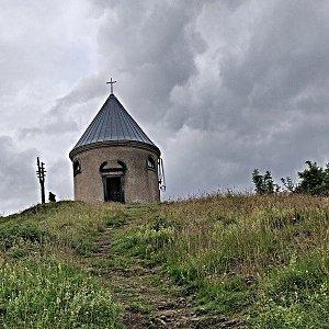Pavel Martínek na vrcholu Mědník (15.7.2021 11:13)