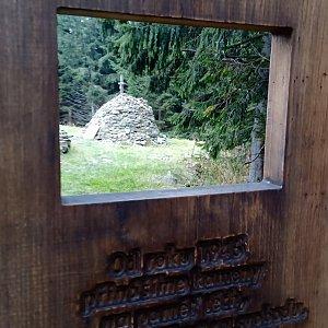 Iva Purmenská na vrcholu Kykulka (28.10.2020 12:30)