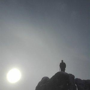Alča na vrcholu Malinowska Skala (13.1.2020 11:37)