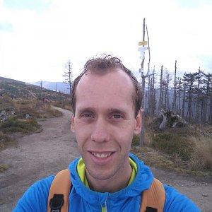 Radek na vrcholu Malinowska Skala (28.10.2020 12:02)