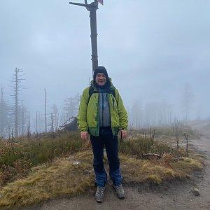 Pery na vrcholu Malinowska Skala (14.11.2020 10:05)