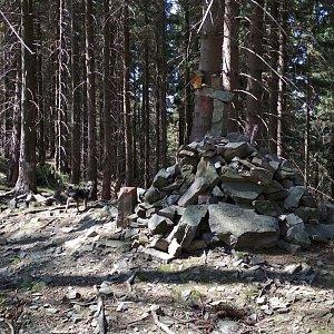 Win Dous na vrcholu Smrček (27.4.2020 12:36)