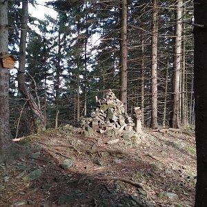 Win Dous na vrcholu Smrček (18.11.2020 11:44)
