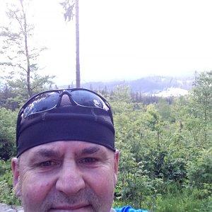 Li Be na vrcholu Súľov (10.6.2021 14:15)