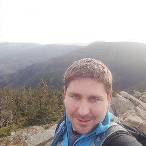 Jaromír Mach na vrcholu Tabule (17.11.2020 14:14)