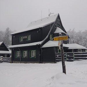 Roman Tigge na vrcholu Ropička (29.12.2019 13:57)