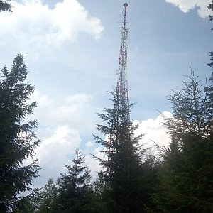 Bartek_na_cestach na vrcholu Prašivá (24.7.2020 16:22)