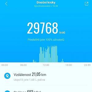 Karolína Moravcova na vrcholu Prašivá (16.1.2021 14:00)