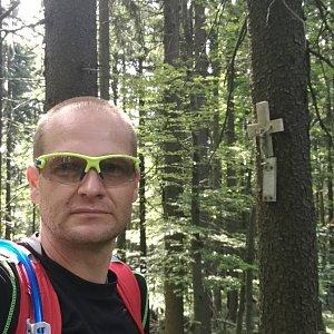 ZetBé na vrcholu Muřinkový vrch (9.8.2019 10:44)
