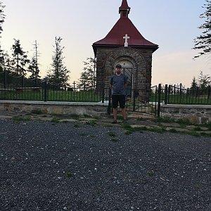 Dajik90 na vrcholu Muřinkový vrch (29.7.2019 19:39)