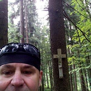 Li Be na vrcholu Muřinkový vrch (23.6.2021 13:38)