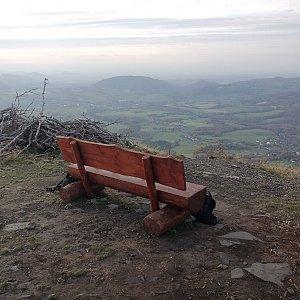 Milan Meravy na vrcholu Ondřejník - Vrchol (26.10.2021 16:28)
