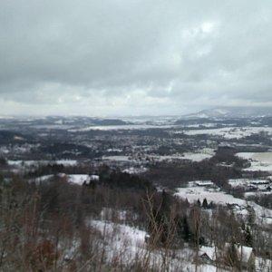 Paja na vrcholu Ondřejník - Vrchol (5.1.2020 12:50)