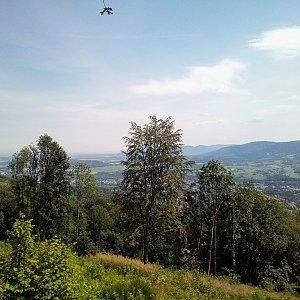 Milan Meravy na vrcholu Ondřejník - Vrchol (24.7.2020 11:43)