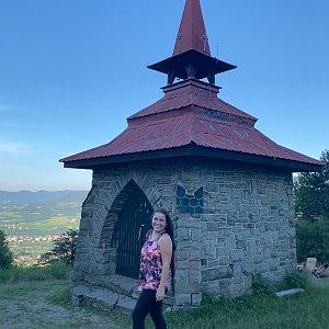 Nikalasova na vrcholu Ondřejník - Vrchol (30.7.2020 18:41)