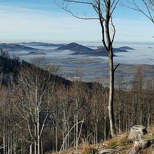kaltz na vrcholu Ondřejník - Vrchol (1.1.2021 10:38)