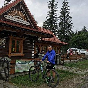 Jarek na vrcholu Ondřejník - Vrchol (28.6.2019 11:35)