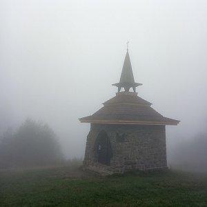 Iva Purmenská na vrcholu Ondřejník - Vrchol (19.9.2021 9:41)