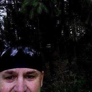 Li Be na vrcholu Muroňka (28.7.2021 16:31)