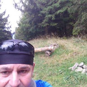 Li Be na vrcholu Muroňka (16.9.2021 14:41)