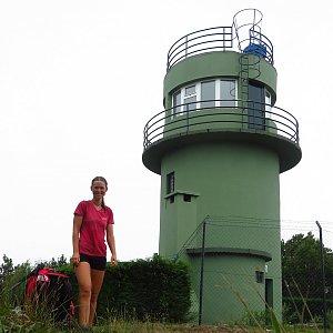 Iveta Válová na vrcholu Pico do Suna (11.9.2021 2:00)