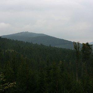 Bouřka na vrcholu Alfenberg (27.9.2021 14:46)