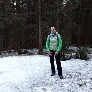 Paťule3 na vrcholu Zimný (30.3.2019 17:31)