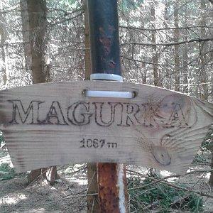 ŠenovKK na vrcholu Magurka (10.6.2019 14:35)