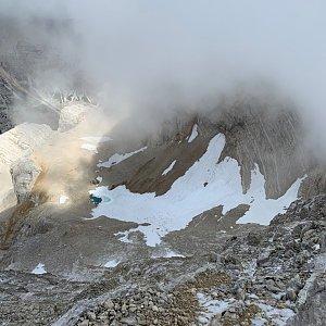 Aneta Šeráková na vrcholu Tofana di Mezzo (14.8.2019 10:19)