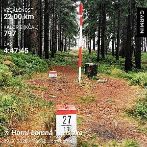 Medvěd Codiak na vrcholu Malý Polom (29.9.2020 15:00)