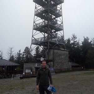 Bartek_na_cestach na vrcholu Velká Čantoryje (15.5.2020 16:14)