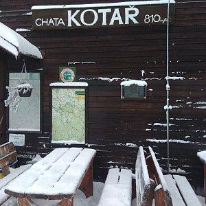 Roman Tigge na vrcholu Kotař - Salaš (29.12.2019 14:56)