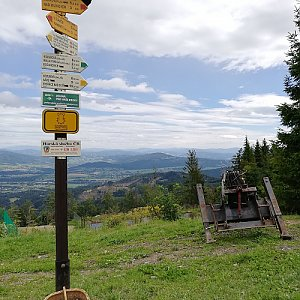 Berusaaa12345 na vrcholu Kozubová (18.8.2019 13:02)