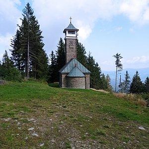 Baru na vrcholu Kozubová (4.9.2021 10:45)