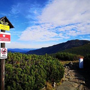 Dajik90 na vrcholu Malá Babia hora (12.10.2019 14:35)