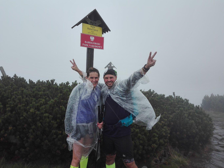 Petule na vrcholu Malá Babia hora (8.9.2018 13:50)
